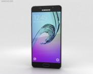 3D model of Samsung Galaxy A5 (2016) Black