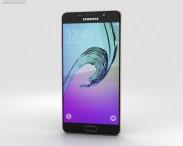 3D model of Samsung Galaxy A7 (2016) Rose Gold