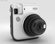 3D model of Fujifilm Instax Mini 70 White