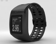 3D model of Nike+ SportWatch GPS Black