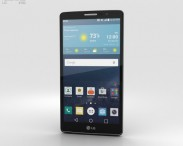 3D model of LG G Vista 2 Metallic Black