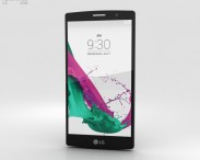 3D model of LG G4 Beat Metallic Gray