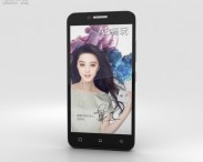 3D model of Lenovo A3690 Black