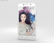 3D model of Lenovo A3690 White