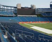 3D model of Gillette Stadium