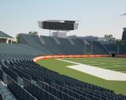 3D model of Paul Brown Stadium