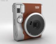 3D model of Fujifilm Instax Mini 90 Brown