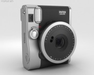 3D model of Fujifilm Instax Mini 90 Neo Classic Black
