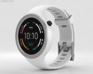 3D model of Motorola Moto 360 Sport White