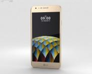 3D model of LG X Cam Gold