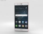 3D model of Huawei P9 Rose Gold
