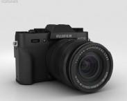 3D model of Fujifilm X-T10 Black