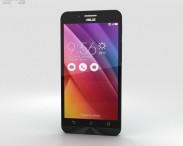 3D model of Asus Zenfone Go (ZC451TG) Flash Blue