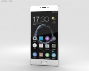 3D model of Gionee S8 Gray