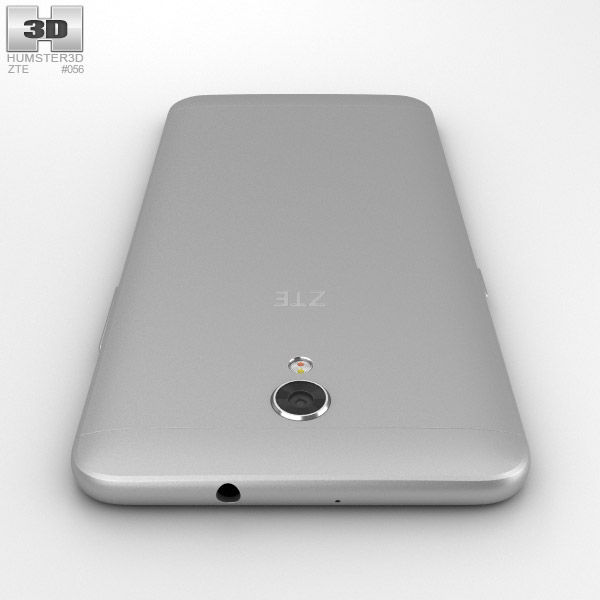 zte blade v7 grey will initialize the