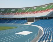 3D model of Stade du 5 Juillet 1962