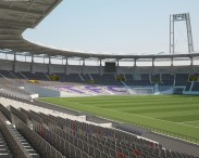 3D model of Stadium Municipal de Toulouse