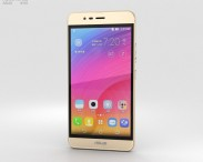 3D model of Asus Zenfone Pegasus 3 Gold