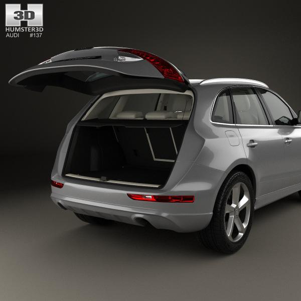 Audi q5 interior 2013