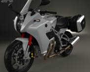 3D model of Motus MST Tourer 2014