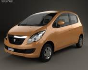 3D model of Suzuki Cervo 2006