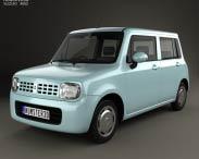 3D model of Suzuki Alto Lapin 2008
