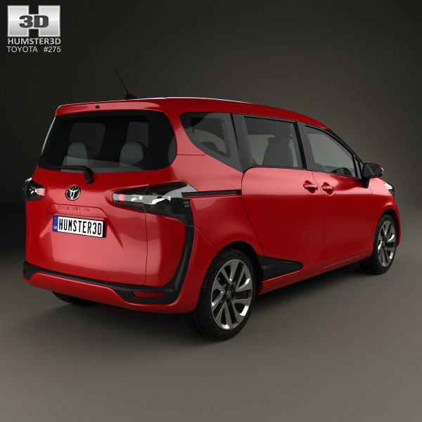 All New Toyota Sienta 2017 2018 Best Cars Reviews